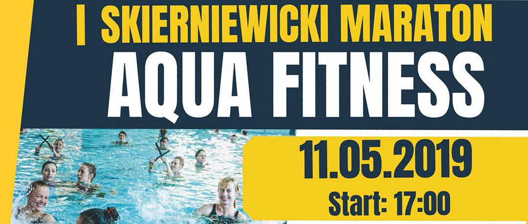 I Skierniewicki Maraton Aqua Fitness 11.05.2019!