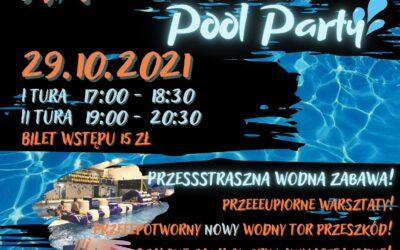 HALLOWEEN POOL PARTY 29.10.2021